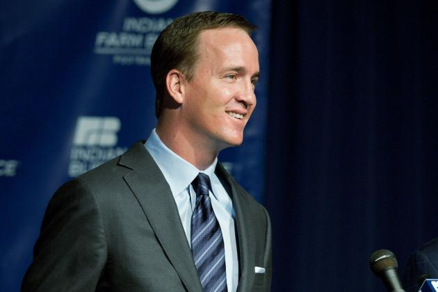 Peyton Manning Rumors: Estimated Odds of Final 3 Teams to Sign Manning