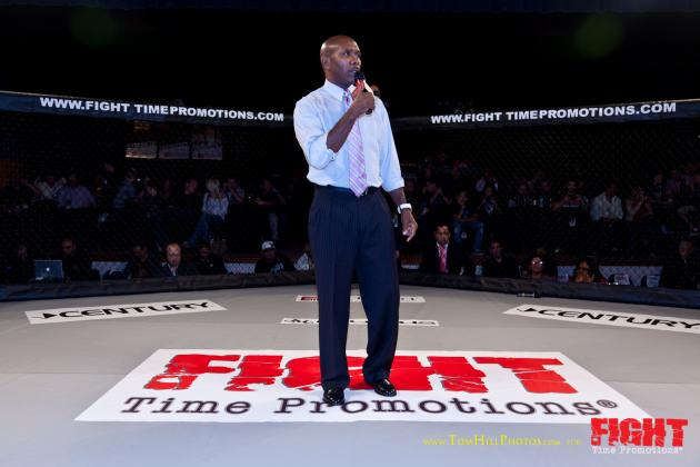 Howard Davis Jr. and Fight Time Promotions: Helping Others Make the First Step
