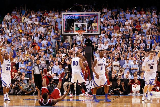 NCAA Tournament Scores 2012: Creighton and Teams That Must Improve to Advance