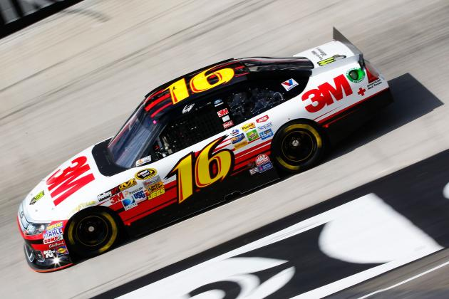 Food City 500: Greg Biffle Grabs the Pole, Continues to Roll in Thunder Valley