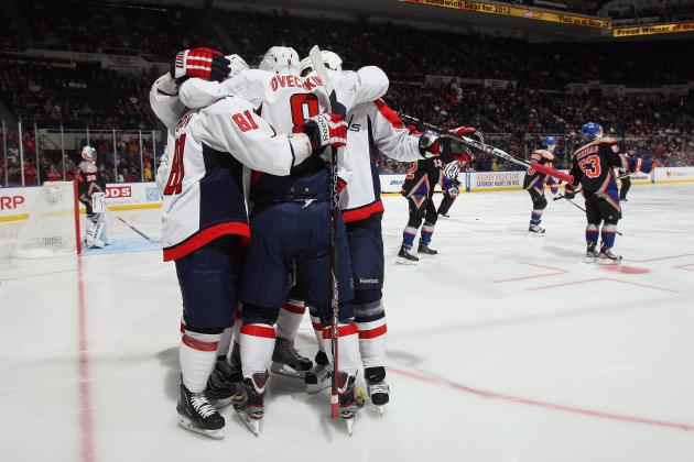 Washington Capitals Must Continue Winning Ways in Winnipeg