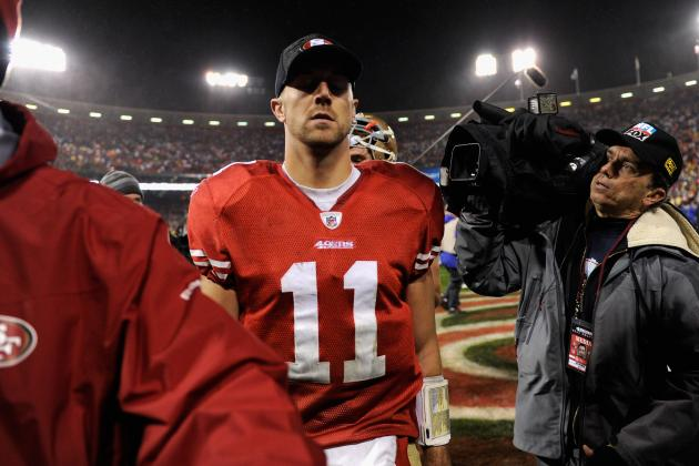 San Francisco 49ers Free Agency: Have the 49ers Changed on Keeping Alex Smith?
