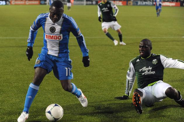 Caleb Porter Relying on Freddy Adu: Hoping He Can Lead U.S. to Olympics