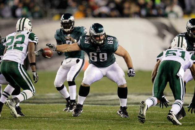 NFL Free Agents 2012: Why the Ravens Are Smart to Pursue Evan Mathis