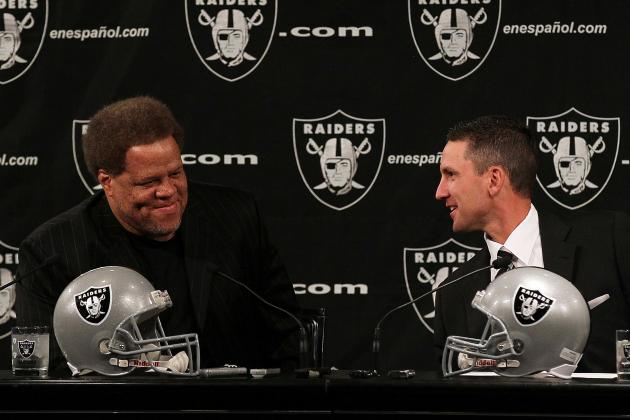 Reggie McKenzie: How the Raiders Are Building with the 49ers' Plan in Mind