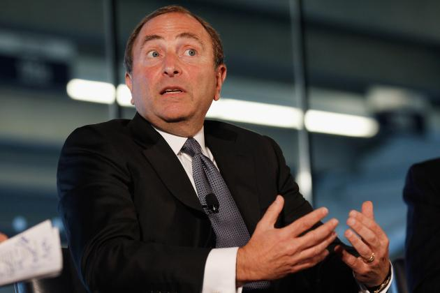 Gary Bettman, NHL Need to Fix Growing Salary Cap Problem