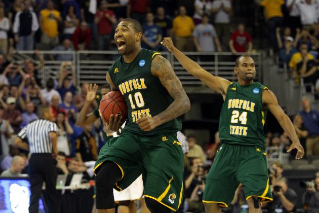 2012 NCAA Tournament: Breaking Down Lehigh and Norfolk State's Shocking Upsets