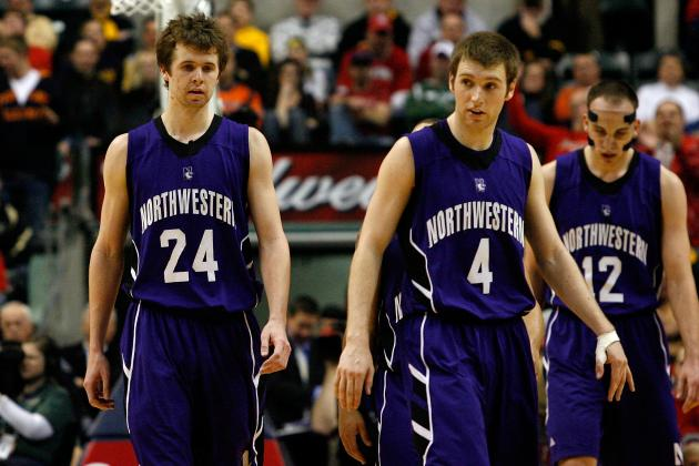 Northwestern Completes Meltdown to Close out Season