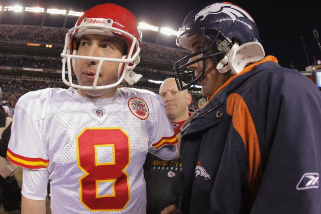Brady Quinn to Visit Kansas City for the Right to Be a Backup Quarterback