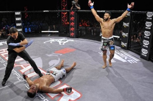Brian Rogers Steals the Show at Bellator 61 with Spectacular Knockout