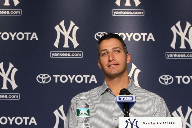 Andy Pettitte Returns: Would Jesus Montero Still Be a Yankee If He Never Left?