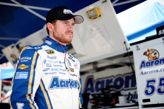 Brian Vickers: The NASCAR Sheriff Is Back in Town at the Food City 500