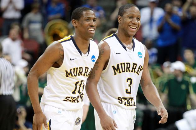 NCAA Bracket 2012: Round of 32 Matchups We Can't Wait to See