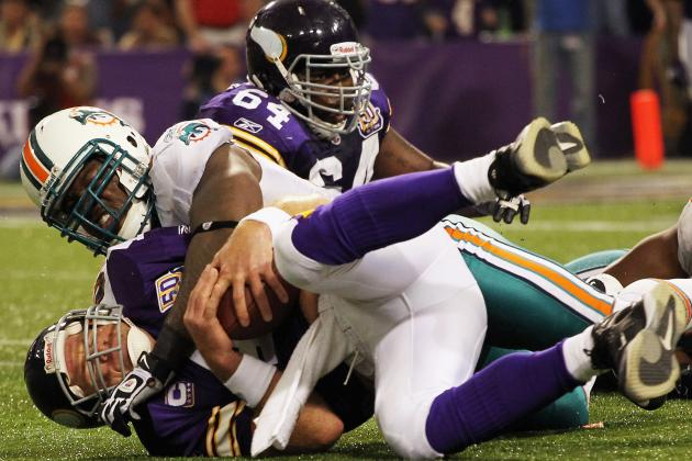 St. Louis Rams Free Agency: Rams Sign Former Dolphins DE Kendall Langford