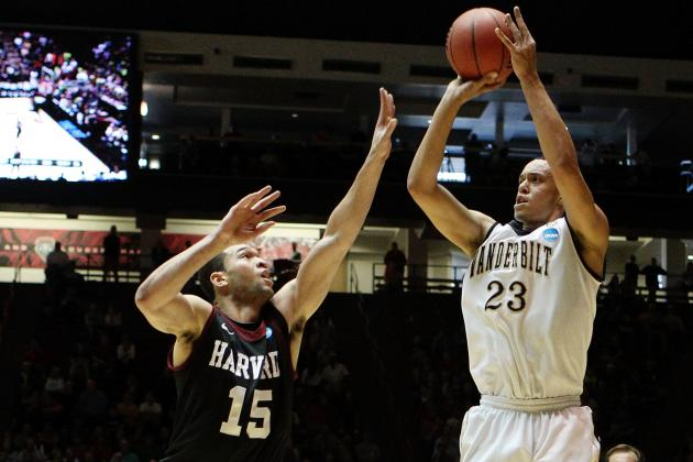 NCAA Tournament Scores 2012: Vandy's Hot Shooting Will Sink Wisconsin
