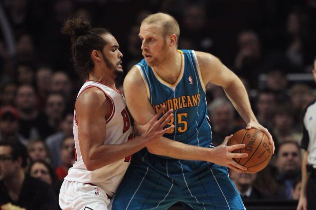 NBA Rumors: Boston Celtics Must Make Strong Run to Sign Hornets' Chris Kaman