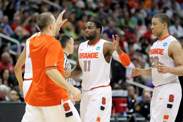 March Madness Results 2012: Syracuse Proves They Are Dangerous without Fab Melo