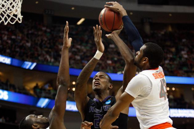 NCAA Tournament 2012 Results: Syracuse Win Proves Orange Don't Need Fab Melo