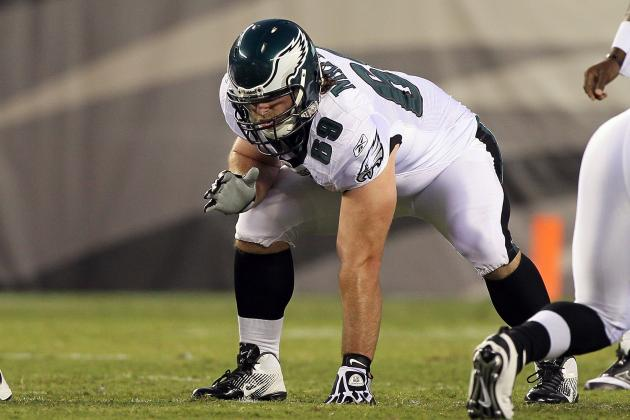 NFL Free Agency: Philadelphia Eagles Sign Evan Mathis to a 5-Year-Deal