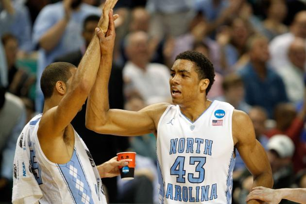 NCAA Scores 2012: James McAdoo Will Keep Shining for UNC with Henson Hurt