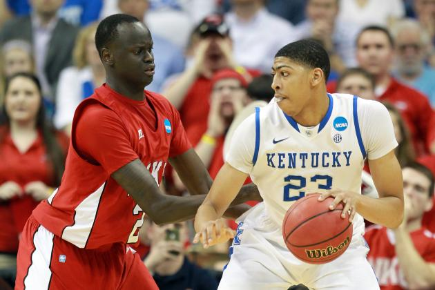 NCAA Tournament 2012: Kentucky and 3 Locks for the Sweet 16