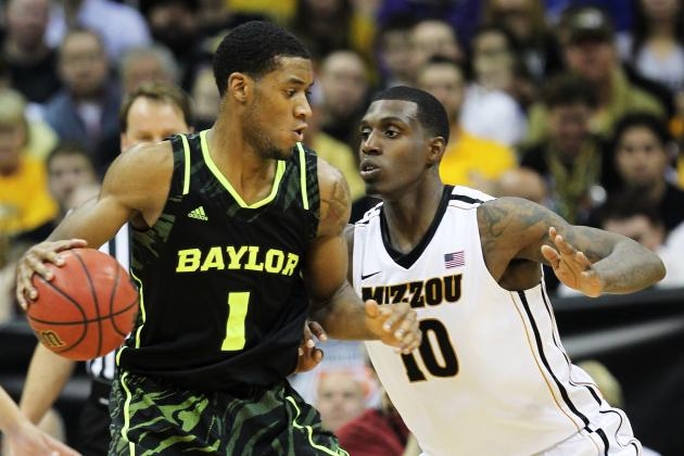 March Madness Scores 2012: Baylor Will Use Size to Defeat Red-Hot Colorado