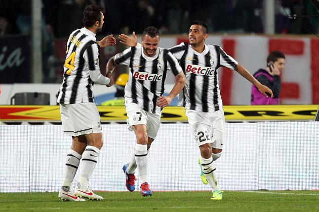 Juventus Overwhelm 10-Man Fiorentina in Historic 5-0 Away Victory