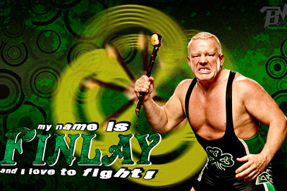 WWE Pushed to Punished, Edition 12: Finlay's Luck of the Irish