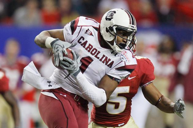 2012 NFL Draft: Second-Round Possibilities for the Carolina Panthers