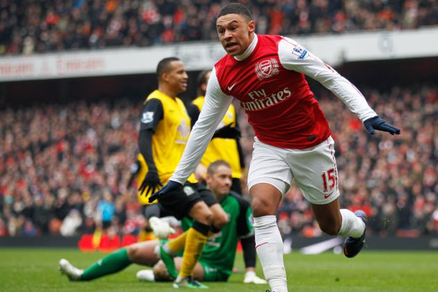 Alex Oxlade-Chamberlain: What the Arsenal Wunderkind Is Saying This Week