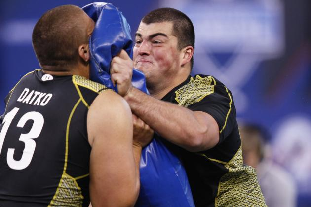 2012 NFL Mock Draft: Taking a Look at Offensive Line Prospects
