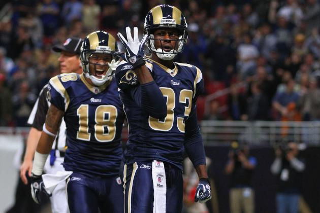 Brandon Lloyd: St. Louis Rams' 2011 Reception Leader Follows Josh McDaniels East