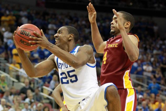 NCAA Tournament 2012: Kentucky Wildcats Use Second Half Surge to Drop Cyclones