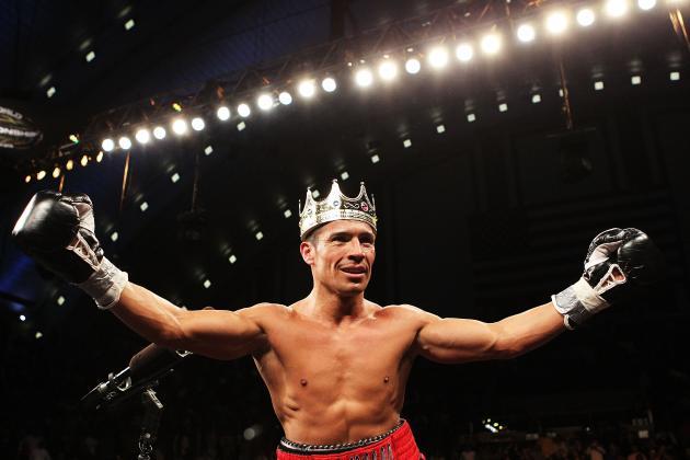 Sergio Martinez Ruins Matthew Macklin's St. Patrick's Day with a KO Victory