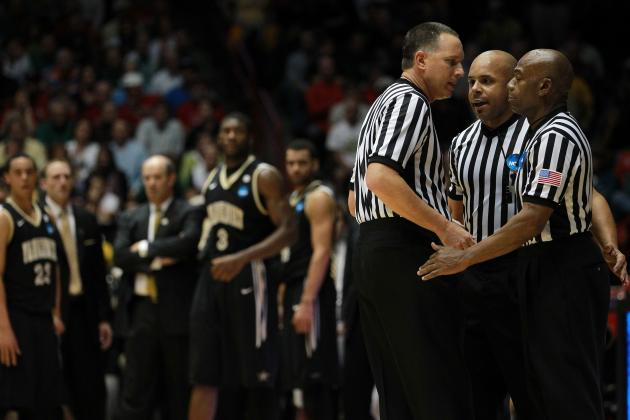 NCAA Lane Violation: Referees Must Always Be Fair, Analysts Must Know the Rules