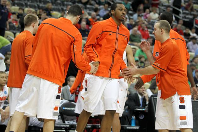 NCAA Tournament 2012: Syracuse Orange vs. Wisconsin Badgers Sweet 16 Preview