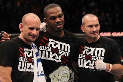 Jon Jones Ups the Ante: He'll Beat Rashad Evans to Defend Honor of Team Jackson