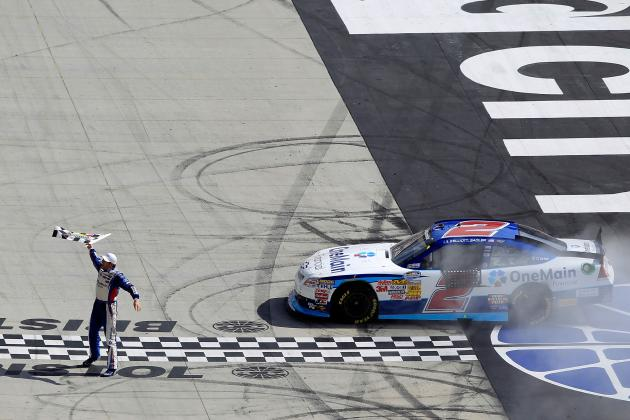Food City 500 2012 Results: Reaction, Leaders and Post-Race Analysis