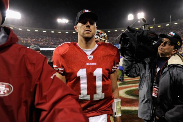 Alex Smith: San Francisco 49ers QB to Visit Miami Dolphins