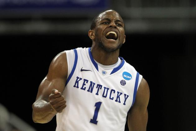NCAA Scores 2012: Kentucky Will Cruise to Final Four Following Iowa State Win