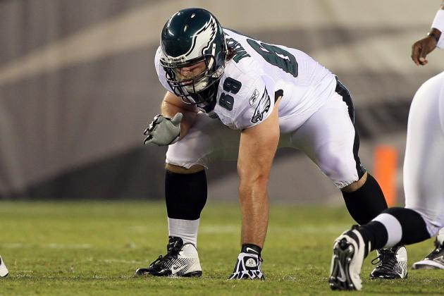 Philadelphia Eagles Lock Up Evan Mathis: Offensive Line Will Be Team's Strength