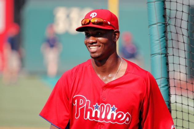 Philadelphia Phillies: Why the Team Needs to Start Domonic Brown