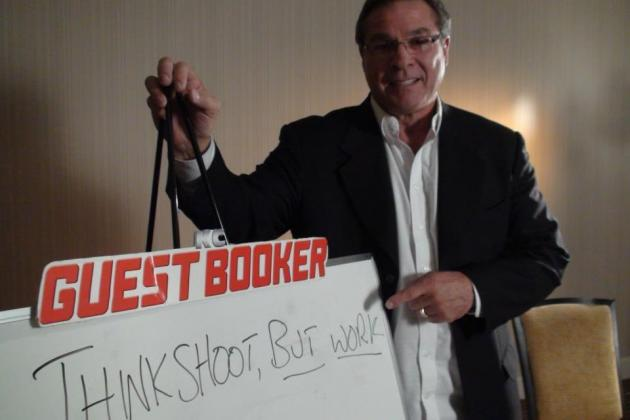 Wrestling Booker: Inside the Wrestling Business's Most Challenging Position