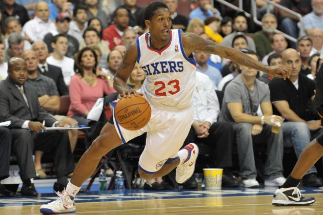 Philadelphia 76ers: Why Lou Williams Should Never Start