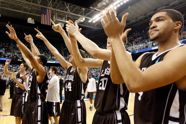 NCAA Scores 2012: 'Lehigh Beat Duke' and 'Michi-Gone' Shirts Add Tourney Appeal