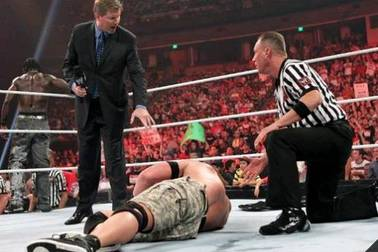 WWE Rumours: Cena to Feud with Laurinaitis/A-Train Post-Wrestlemania?