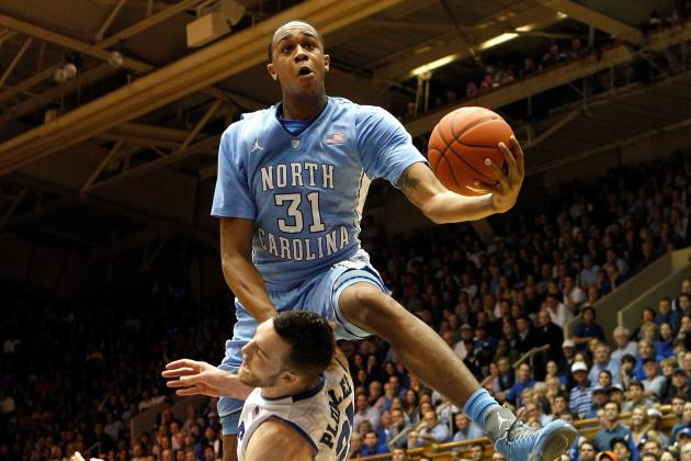 John Henson Injury Update: North Carolina Forward Expected to Play vs. Creighton