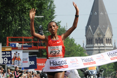 LA Marathon 2012: Fatuma Sado Proves She Is Dominant Force in Women's Running