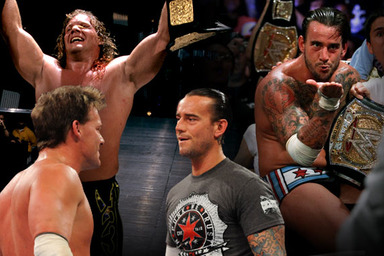WWE: Why Chris Jericho Invoking CM Punk's Dad Made a Great Feud Even Better