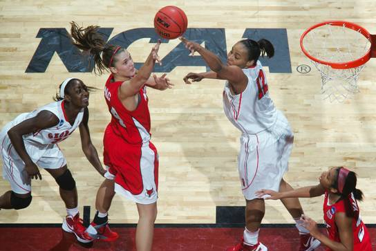 NCAA Women's Basketball Bracket 2012: Marist's Upset of Georgia Rocks Tourney